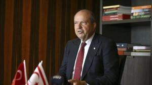 Ersin Tatar'dan 'Kıbrıs'ta kalıcı çözüm' açıklaması: KKTC'nin tanınması gerekiyor