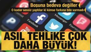 Facebook, WhatsApp… Boşuna bedava değiller! Tehlike sanılandan çok daha büyük