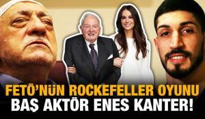 FETÖ'nün Rockefeller ailesine sızma planı!