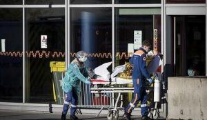 Fransa'da ölümler yüzde 9 arttı