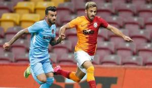 Gaziantep FK – Galatasaray! İlk 11'ler belli oldu!