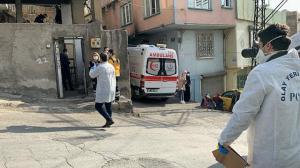 Gaziantep'te soba zehirlenmesi: Oğul öldü, anne hastaneye kaldırıldı