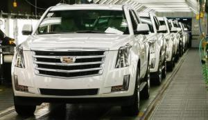 General Motors, elektrikli araçlara 785 milyon dolarlık yatırım