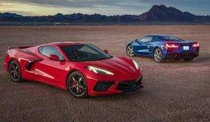 General Motors elektrikli Corvette üretebilir