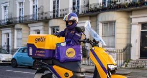 'Getir' Londra'da hizmet vermeye başladı