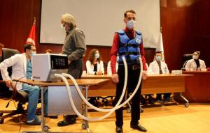 Göğüs Duvarı Fizyoterapi Aygıtı oksijen muhtaçlığını azaltıyor