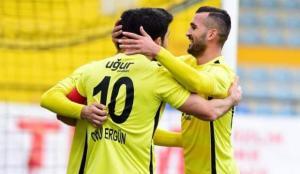 Gol düellosunda kazanan İstanbulspor