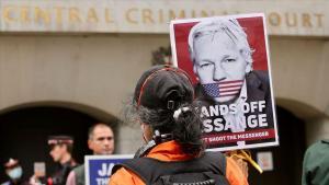 İngiltere Yargısı, WikiLeaks'in Kurucusu Assange'ın ABD'ye İadesini Reddetti