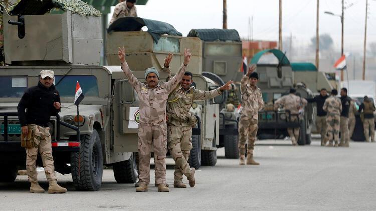 Irak'ın Sincar bölgesinde bomba askeri araçta patladı: 9 meyyit