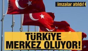 İran'la imzalar atıldı! 2 yeni hat açılıyor… Küresel ticaretin merkezi Türkiye olacak