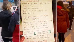 Jigolo Olma Hayali Kuran 98 Erkeği Dolandıran Çetenin Notları Ortaya Çıktı