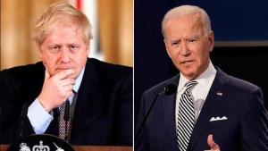 Johnson ve Biden'dan değerli görüşme!