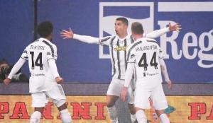 Juventus, İtalya Süper Kupa'sını müzesine götürdü!