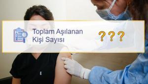 Kaç Kişi Aşı Oldu? Bakanlıktan Aşılama Sayısını Takip Edebileceğiniz Platform