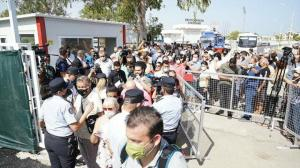 KKTC'nin Maraş bölgesine ziyaretçi akını