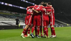 Liverpool, deplasmanda Tottenham'ı 3 golle geçti