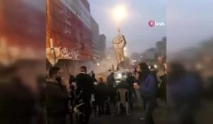 Lübnan yine karıştı: 82 yaralı