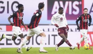 Milan penaltılarla çeyrek finalde
