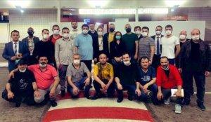 'Mozart' gemisi için 22 kişilik destek ekibi Gabon'a ulaştı