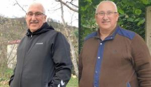 Oğlunun zayıflanmasından etkilendi, 6,5 ayda 42 kilo verdi