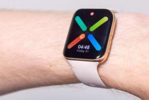 Oppo Watch için yeni güncelleme yayınlandı
