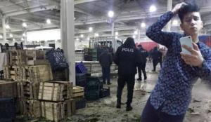 Pazarcıların bin TL kavgası: 1 ölü, 1'i ağır 4 yaralı