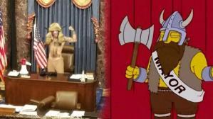 Peki Sırada Ne Var? Simpsonlar'ın 'ABD'de Kongre Binası İşgali' Kehaneti de Tuttu