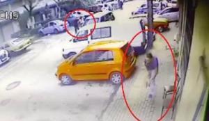 Polise ateş edip kaçan ve başka ilçede yakalanan şüpheli 'suç makinesi' çıktı
