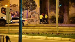 Polisten yürek ısıtan görüntüler