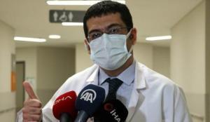 """Prof. Dr. Çil: """"Kanser hastaları 'CoronaVac' aşısına güvenebilir"""""""