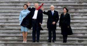 Reagan'dan Trump'a kadar ABD başkanlarının yemin törenlerinden kareler