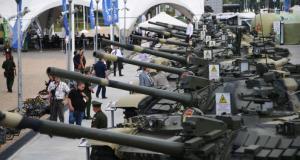 Rusya geçen yıl 13 milyar dolarlık silah ihraç etti