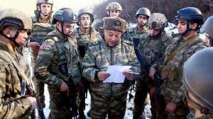 Samsunlu öğrencileri Azerbaycan askerlerine moral mektubu
