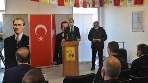 Şanlıurfa haberleri: Barış Pınar Harekatı bölgesinde PTT şubesi açıldı