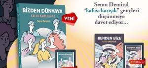 """Seran Demiral'ın """"Kafası Karışıklar"""" serisi devam ediyor…"""