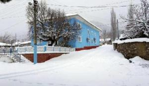 Simav'da 1 köy karantinaya alındı