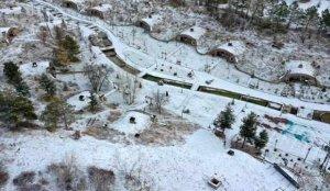 Sivas Valiliğinden yoğun kar yağışı uyarısı