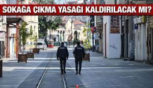 Sokağa çıkma yasağı ve kısıtlamalar ne zaman sona erecek? Cumhurbaşkanı Erdoğan'dan açıklama!