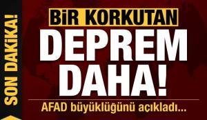 Son dakika: Denizli'de korkutan deprem! AFAD ve Kandilli'den peş peşe açıklamalar…