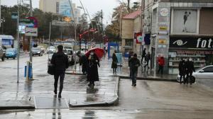 Son dakika: Erzurum'da sağanak