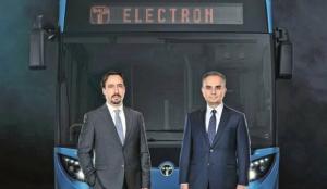 TEMSA'dan yerli teknolojiyle dünyaya elektrikli araç hamlesi