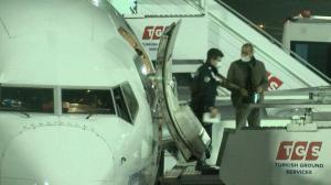 THY uçağının tuvaletinde sigara içerken yakalandı: 2 bin 603 lira ceza ödeyecek
