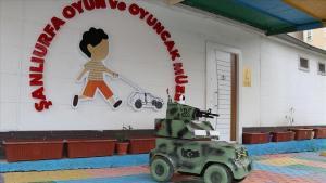 TÜBİTAK ödüllü savaş robotunun prototipini müzede sergiliyor