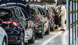 Türkiye 2020'de 9,5 milyar dolarlık binek otomobil ihraç etti