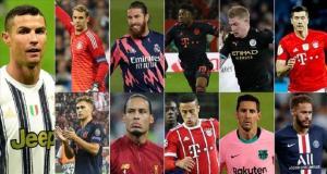 UEFA'da 'Yılın 11'i belli oldu: Ronaldo 15. kez seçildi