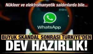 WhatsApp'ın sözleşme skandalı sonrası Türkiye'den dev hamle! Nükleer saldırıda bile…