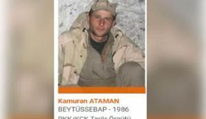13 vatandaşımızı şehit eden terörist