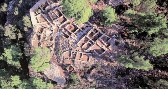 3500 yıllık Pedasa Antik Kenti'ni talan ettiler