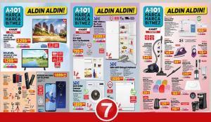 A101 4 Mart Aktüel Kataloğu! Elektronik, züccaciye, mobilya, beyaz eşya, elektrikli ürünlerde..