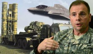 ABD'li komutandan gündemi sarsacak S-400 ve F-35 açıklaması